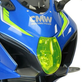 ODAX オダックス ヘッドライト本体・ライトリム/ケース パワーブロンズ ヘッドライトレンズシールド カラー:スモーク GSX-R1000R