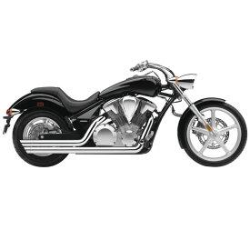 COBRA コブラ スラッシュダウン スピードスター エキゾースト 【Slashdown Speedster Exhaust】 VTX1300C 2004 - 2009