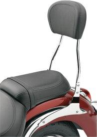 COBRA コブラ ラウンド シーシーバー パッド付き 【Round Sissy Bar with Pad】 VTX1300C 2007 - 2009