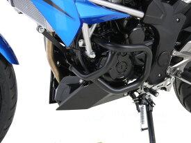 HEPCO&BECKER ヘプコ&ベッカー ガード・スライダー エンジンガード Z 125