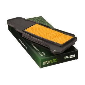 【在庫あり】HIFLOFILTRO ハイフローフィルトロ エアフィルター HFA 4404 Yamaha YP 400 Majesty (1st YP400 MAJESTY (400) 04-06 YP 400 Majesty (1st air filter)