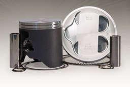 ヴァーテックス ピストン・ピストン周辺パーツ VERTEX 鋳造ピストン 用(PISTON VERTEX CAST 【ヨーロッパ直輸入品】) Φ56.00mm CR125R (125) 05-07
