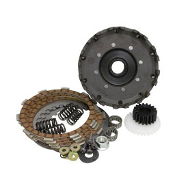 TOP PERFORMANCES トップパフォーマンス 18/68 STRAIGHT-TOOTH CLUTCH GASKET FOR MINARELLI AM6 BASKETBALL DISKS + + + SPRINGS PINIONS【ヨーロッパ直輸入品】