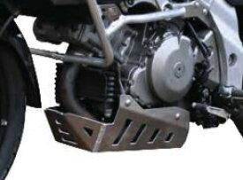 EUROPE IMPORT GOODS ヨーロッパ輸入商品 その他エンジンパーツ エンジンガード【engine guard【ヨーロッパ直輸入品】】 Color:Silver DL1000 V-STROM (1000) 00-13