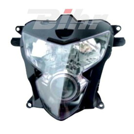 ヨーロッパ輸入商品 ヘッドライト本体・ライトリム/ケース ヘッドライト 純正タイプ SUZUKI GSX-R600/750【OEM Model forehead light Suzuki GSX-R600 / 750【ヨーロッパ直輸入品】】