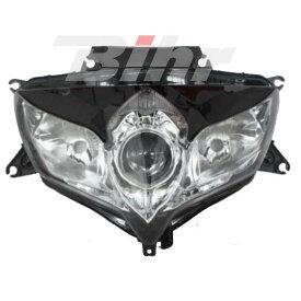 ヨーロッパ輸入商品 ヘッドライト本体・ライトリム/ケース ヘッドライト 純正タイプ SUZUKI GSX-R 600/750【OEM Model forehead light Suzuki GSX-R 600/750【ヨーロッパ直輸入品】】