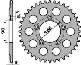 PBR ピービーアール スプロケット ACB steel crown【ヨーロッパ直輸入品】 丁数:40 LAGUNASECA 750 (750) 87
