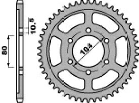 PBR ピービーアール スプロケット ACB steel crown chain【ヨーロッパ直輸入品】 丁数:41