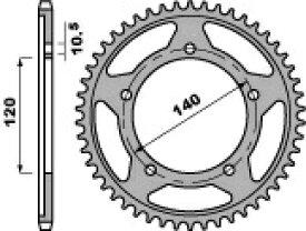 PBR ピービーアール スプロケット ACB steel crown chain【ヨーロッパ直輸入品】 丁数:44