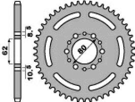 ピービーアール PBR スチール スプロケット ウルトラライトクラウン【PBR steel crown】【ヨーロッパ直輸入品】 SR250 (250) 85-93