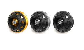 【在庫あり】Dimotiv ディモーティヴ ガード・スライダー 3Dフロントアクスルスライダー(Front Axle Slider-3D) カラー:ゴールド HP4 S1000R S1000RR