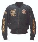 VANSONバンソンメッシュジャケットサイズ:M