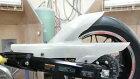 STRIKERストライカーリアフェンダーエアロデザインSADリヤフェンダー仕様:カーボン(平織)Z900RSZ900RSCAFE