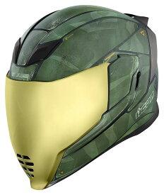 ICON アイコン フルフェイスヘルメット AIRFLITE BATTLESCAR2 HELMET [エアフライト バトルスカー2 ヘルメット] サイズ:L(59-60cm)