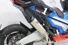 TSRテクニカルスポーツレーシングスリップオンマフラーシャークエンドX-ADV