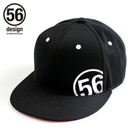 56design 56デザイン SPORT Team Cap[スポーツ テーム キャップ]