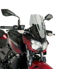 Puig プーチ ニュージェネレーションNKスクリーン SPORT カラー:スモーク Z250 Z400