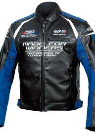 elf エルフ アパレル EL-9243 Evoluzione PU Leather Jacket [エヴォルツィオーネPUレザージャケット] サイズ:3L
