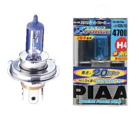 PIAA ピア 各種バルブ エクストリームフォースバルブ ワット数:25/25W (明るさ感 40/40W相当)
