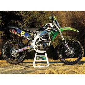 2012 Monster Energy (R) KAWASAKI チームグリーン(TM) グラフィックスキット (2012 Monster Energy (R) Kawasaki Team Green (TM) Graphics Kit)