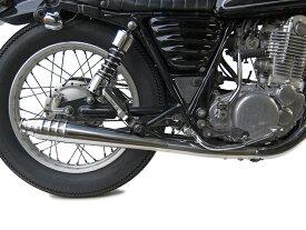 Motor Rock モーターロック 69メガホン スリップオンマフラー 仕様:キャブ車用 SR500 SR400 YAMAHA ヤマハ YAMAHA ヤマハ