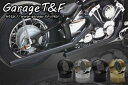 ガレージT&F フルエキゾーストマフラー ドラッグパイプマフラー タイプ2 2008年式までのモデル(キャブ仕様) マフラーエンド無し ドラッグスター400(全...