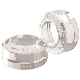 RSD Roland Sands Design ローランドサンズ フォークダストキャップ 49mm Misano DYNA 06-15 (FLDは除く)