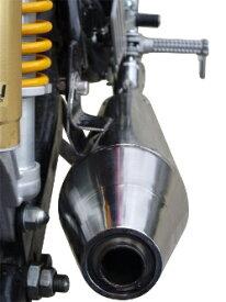 【イベント開催中!】 GPR VINTACONE (SERIES FOR ROYAL ENFIELD CONTINENTAL GT SLIP ON EXHAUST MUFFLER WITH KAT AND VERBINDUNGSROHR) スリップオンマフラー