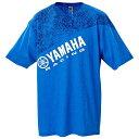 US YAMAHA 北米ヤマハ純正アクセサリー Tシャツ Men's Yamaha Racing Slant Tee サイズ:SM