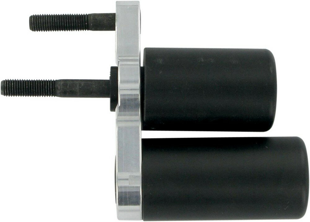 PRO-TEK プロテック ガード・スライダー フレームプロテクター ブラック SUZUKI用【FRAME SAVER SUZ-BLACK [0505-0431]】 GSX-R600 2006 - 2009 GSX-R750 2006 - 2009