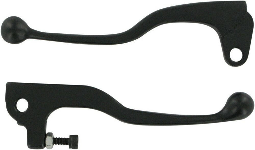 PARTS UNLIMITED パーツアンリミテッド レバー LEVER SHORTYS-YAM BLK [44-8107]