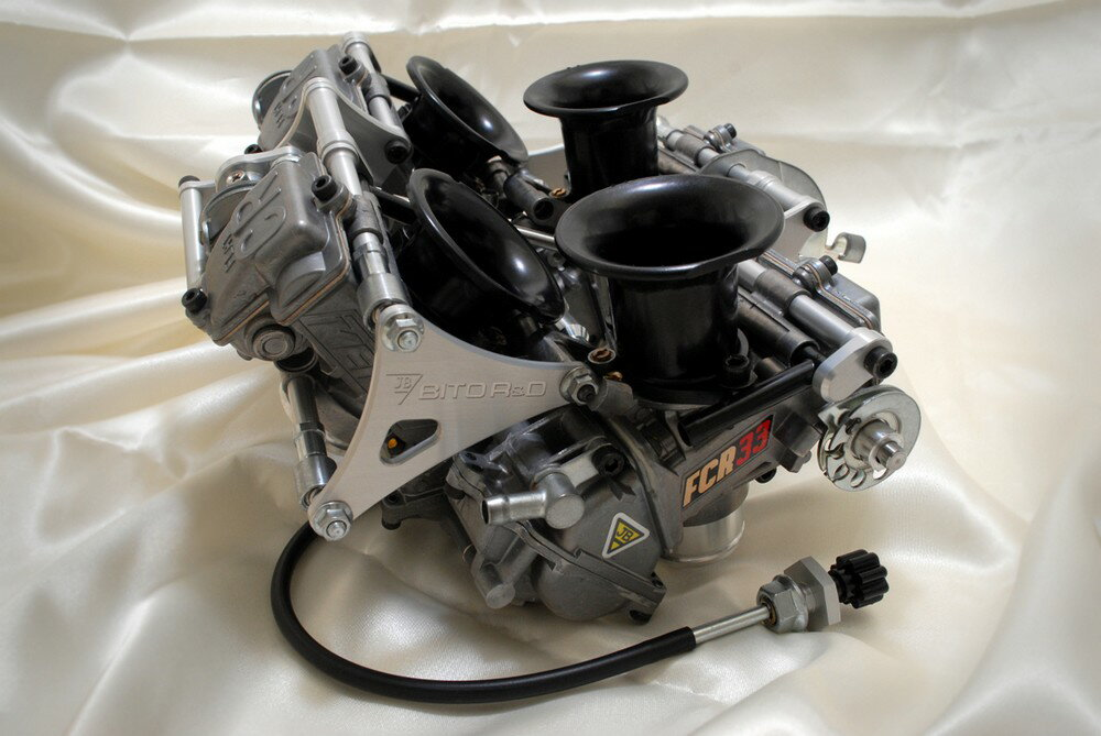 【在庫あり】JB POWER(BITO R&D) JBパワー(ビトーR&D) FCRキャブレター VFR400R(NC30)、RVF400(NC35)