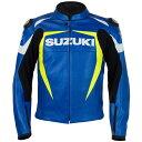US SUZUKI 北米スズキ純正アクセサリー レザージャケット Suzuki Leather Jacket サイズ:SML