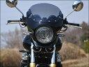 CHIC DESIGN シックデザイン ビキニカウル・バイザー ロードコメット2 カラー:グラファイトブラック(カラーコード:NH-B01) スクリーンカラー:...