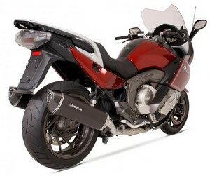 REMUS レムス BLACK HAWK スリップオンマフラー K 1600 GT 11- K 1600 GTL 118 kW