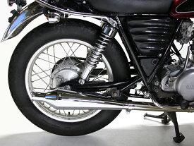 Motor Rock モーターロック 車坂下 トランペット スリップオンマフラー ダウンタイプ 仕様:キャブ車 SR500 SR400 YAMAHA ヤマハ YAMAHA ヤマハ