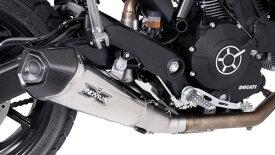 REMUS レムス スリップオンマフラー HYPERCONE スリップオン + フロントサイレンサー Scrambler Sixty2 16-