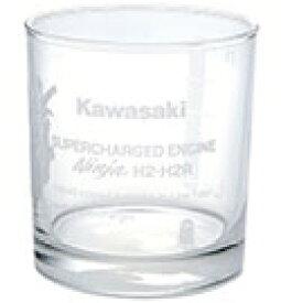 KAWASAKI カワサキ カワサキ Ninja H2・H2Rロックグラス