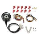 DAYTONA デイトナ タコメーター VELONA 電気式タコ&スピードメーター タイプ:15000rpmタイプ