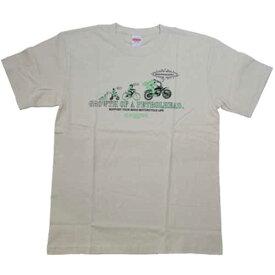 KADOYA カドヤ GROWTH PETROHEAD-Tシャツ サイズ:S
