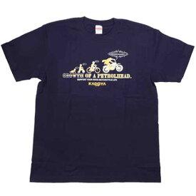 KADOYA カドヤ GROWTH PETROHEAD-Tシャツ サイズ:M