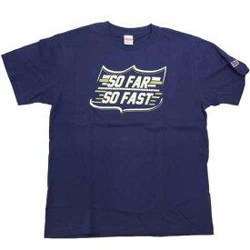 KADOYA カドヤ Far&Fast-Tシャツ サイズ:M