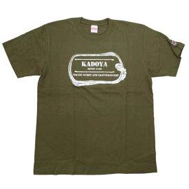 カドヤ KADOYA MILI-Tシャツ サイズ:S