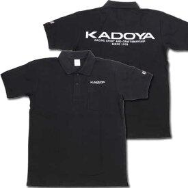 【イベント開催中!】 カドヤ カジュアルウェア KADOYA ポロシャツ サイズ:LL