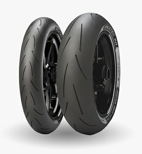 【在庫あり】【イベント開催中!】 METZELER メッツラー オンロード・サーキット向け RACETEC RR【110/80 ZR 18 M/C (58W)TL K1】レーステックRR タイヤ
