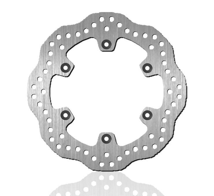 BikeMaster バイクマスター ディスクローター Brake Rotors for Offroad [962155] KL650 Tengai 90-91 KLR650 90-07 KLR650 Tengai 89-92