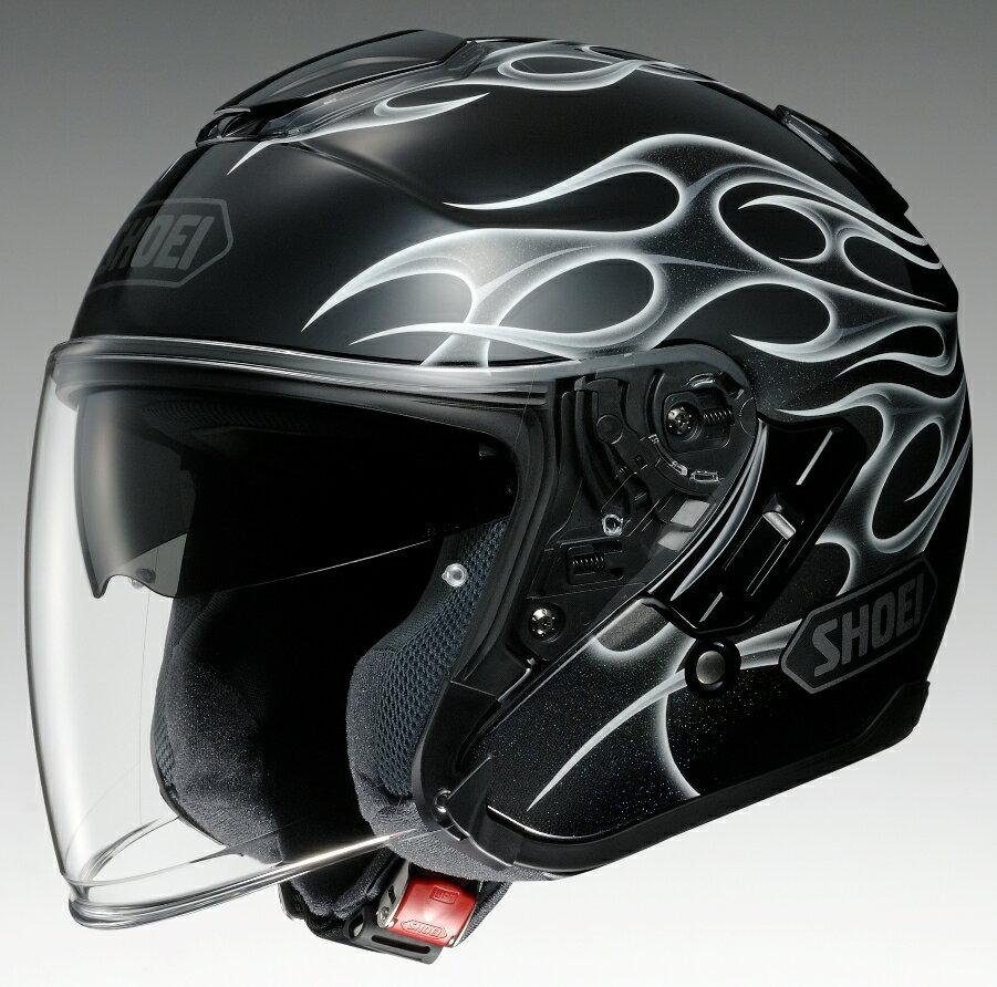 【在庫あり】【イベント開催中!】 SHOEI ショウエイ ジェットヘルメット J-Cruise REBORN [ジェイ-クルーズ リボーン TC-5 GREY/BLACK] ヘルメット サイズ:L (59cm)