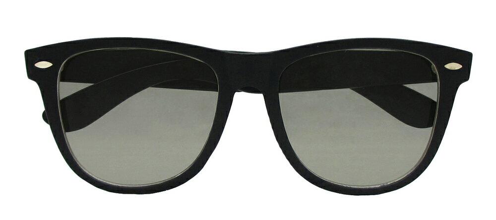 RIDEZ ライズ TRANSPHERE 調光 サングラス カラー:マットブラック/スモーク調光