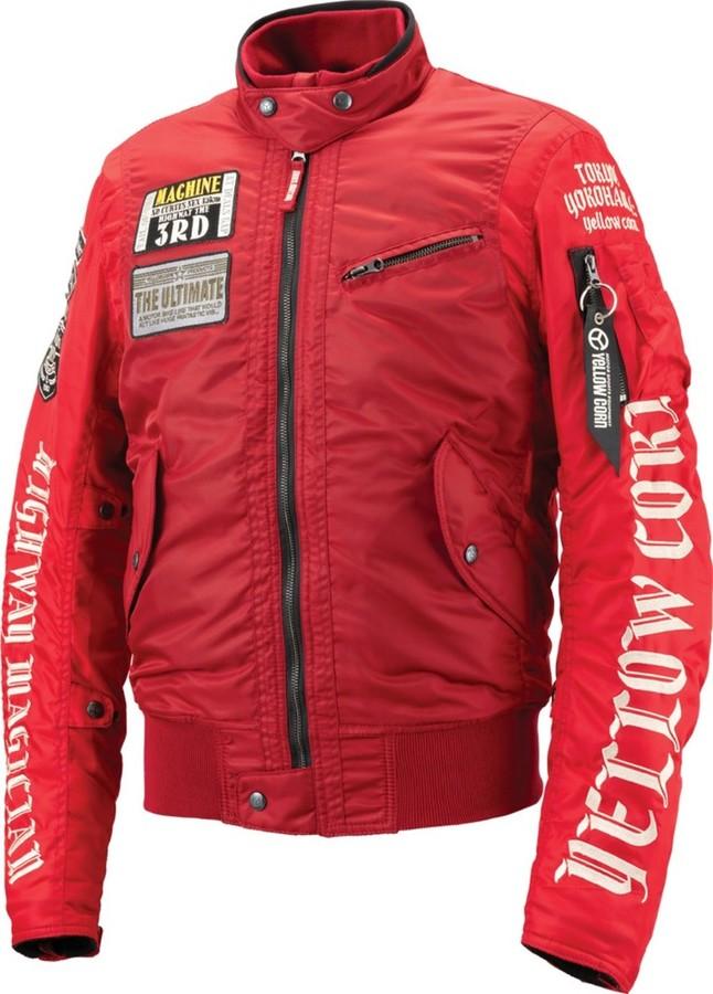 YeLLOW CORN イエローコーン ナイロンジャケット ウィンタージャケット サイズ:3L