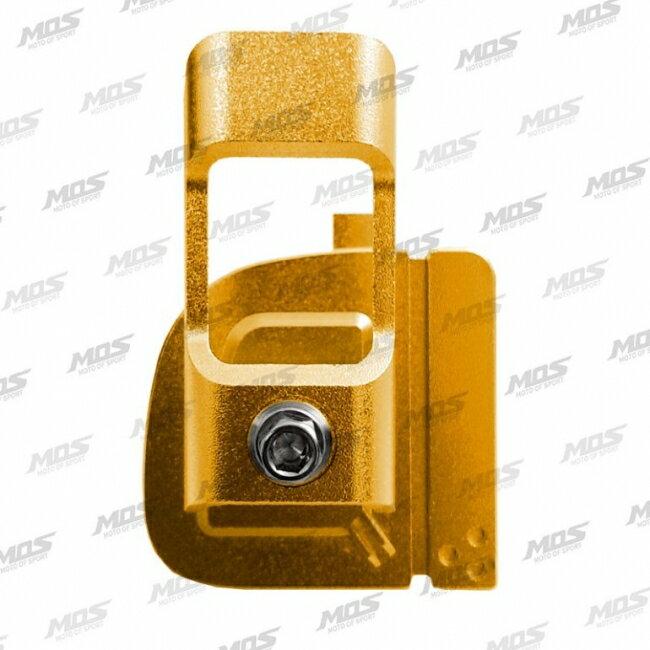 MOS モス ツーリングネット・コード・フック CNCフック カラー:ゴールド CYGNUS X Force X